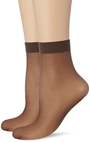 Fiore Damen Socken Feinstrumpfsocken Maja - Classic, 15 Den