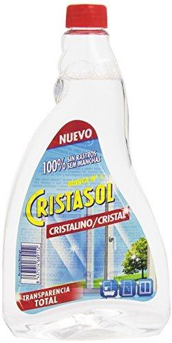 cristasol - reinigt Fenster - Transparenz insgesamt - 750 ml