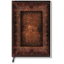 Notizbuch - liniert - Brown Book