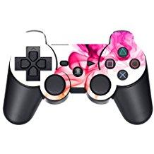 "Disagu Design Skin fur Sony PS3 Controller - Motiv ""Bunter Rauch"""