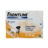 Frontline Spot on H10, 3 St&uuml,ck: Amazon.de: Haustier