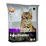 15 kg Katzenstreu Klumpstreu Pet PLUS Babypuderduft: Amazon.de: Haustier
