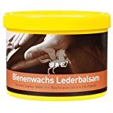B & E Bienenwachs-Lederpflege-Balsam - 500 ml: Amazon.de: Haustier