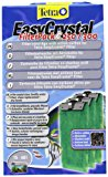 Tetra EasyCrystal Filter Pack C250-300 (Filtermaterial mit Aktiv-Kohle, Filterpads f&uuml,r EasyCrystal Innenfilter, geeignet f&