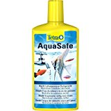 Tetra AquaSafe (Qualit&auml,ts-Wasseraufbereiter f&uuml,r fischgerechtes und naturnahes Aquariumwasser, neutralisiert fischsch&a