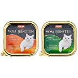 Animonda vom Feinsten Katzenfutter Adult Mix 1 Gefl&uuml,gel-Kreationen aus 4 Variet&auml,ten, 32er Pack (32 x 100 g): Amazon.de