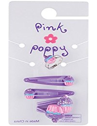Great Gizmos GGPPHDG320 - Cupcake Hair Accessory and Ring Set