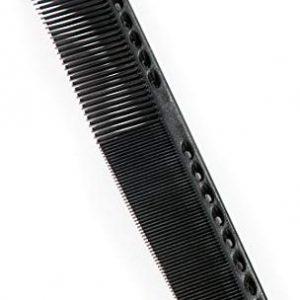 Mimera Haarschneidekamm 500 Carbon Pr&auml,zisionskamm Barber Kamm
