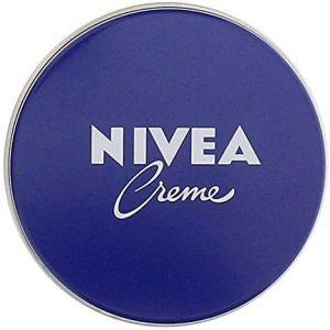 NIVEA Creme, 1 x 30 ml Dose, Mini-Format, Hautpflege f&uuml,r den ganzen K&ouml,rper