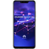 HUAWEI Mate 20 lite Dual-SIM Black Android 8.1