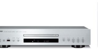 Yamaha CD-S 300 Si CD-Player silber