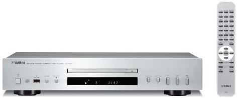 Yamaha CD-S 300 Si CD-Player silber