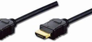 ASSMANN HDMI Anschlusskabel 2xHDMI Typ-A Stecker 1