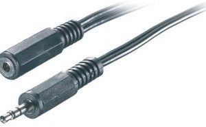 Vivanco PS L 500 Audiokabel (3,5mm Stecker, 3,5mm Kupplung, 1,5m)