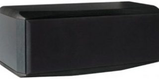 Dynavox TG-1000B-C Centerlautsprecher 50 Watt schwarz