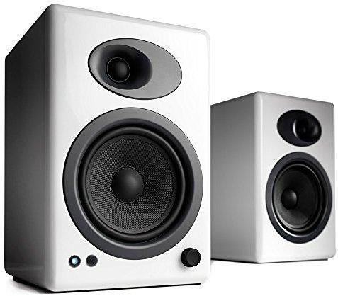 Audioengine A5+ aktive Premium Lautsprecher (2 x 75 Watt)