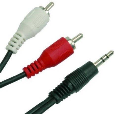 JOUJYE AVC 104-2.0m mini HDMI-mini HDMI schwarz