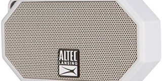 Altec Lansing AL-IMW267 Outdoor Bluetooth Lautsprecher grau
