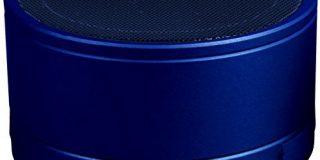 S2G BIGBASS XL von SOUND2GO - Bluetooth Lautsprecher mit USB OTG, Bluetooth-Adapter und Freisprecheinrichtung - blau