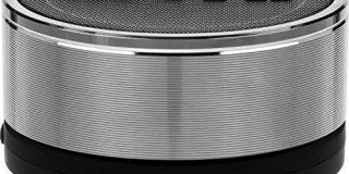 S2G BIGBASS XL von SOUND2GO - Bluetooth Lautsprecher mit USB OTG, Bluetooth-Adapter und Freisprecheinrichtung - chrome