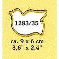 Vervaco PN-0009473 Kunststoffrahmen 1283-35