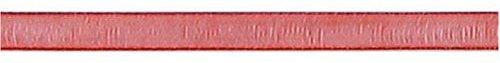 KnorrPrandell 6304560 Organzaband, 6 mm x 10 m, rehbraun