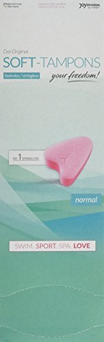 Joydivision Soft Tampons, normal, 10erPack