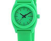 Nixon Damen-Armbanduhr XS Analog Quarz Plastik A425330-00