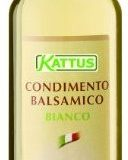 Kattus Condimento Balsamico Bianco, 2er Pack (2 x 500 ml)