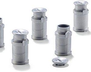 Siku 7050 - 24 Milchkannen (farblich sortiert)