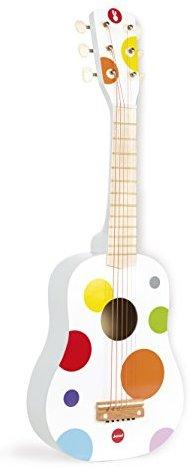 Janod J07598 - Konfetti Gitarre