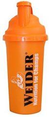 Weider Shaker Standard, 1 x 700 ml, orange