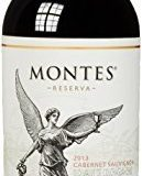 Montes Cabernet Sauvignon Reserva 2013-2014  (1 x 0.75 l)