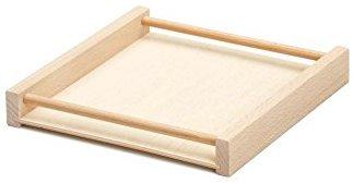 Erzi 28,4 x 6.6 x 11,8 cm Holz Supermarkt Tablett