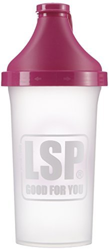 LSP Shaker Pink 700ml, 1er Pack