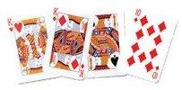 13059 - Piatnik Spielkarten - Specials - Magic Bridge blau-blau