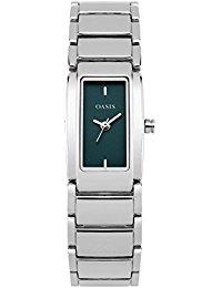 Oasis Damen-Armbanduhr Analog Quarz SB001SM