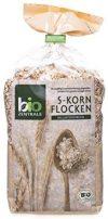 biozentrale 5-Korn Flocken, 3er Pack (3x 400 g)