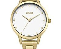 Oasis Damen-Armbanduhr Analog Quarz SB003GM