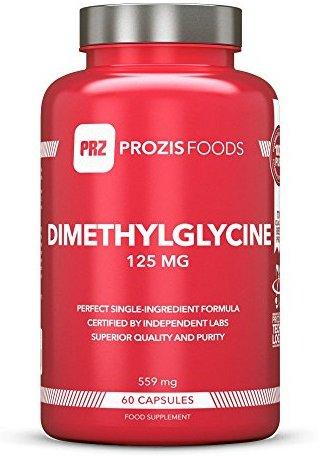 Dimethylglycine 125 mg 60 caps