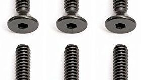 Team Associated AE8181 - Screws, 4-40 x 1-2 in FHSS, Fahrzeug