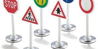 Siku 0857 - Verkehrszeichen