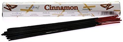 Cinnamon Rucherstbchen (20 Sticks) Von Stamford [Haushaltswaren]