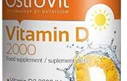 OstroVit Vitamin D, 60 tabs