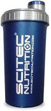 Scitec Nutrition Shaker, 700 ml, blue