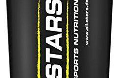 All Stars Shaker 700 ml, schwarz - gelb