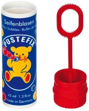 PUSTEFIX Seifenblasen, kleine Dose, 42 ml