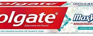 Colgate Max White Zahncreme 75 ml, 3er Pack (3 x 75 ml)