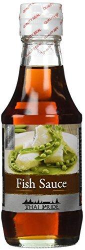 Thai Pride Fisch Sauce, 1er Pack (1 x 200 milliliters)