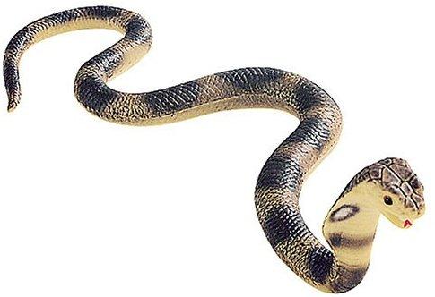 Bullyland 68481 - Spielfigur - Kobra, Circa 17 cm